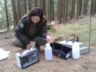 Sub-project I: soil sampling Current state of forest and water ecosystems damage within the territory of Krkonoše SAC