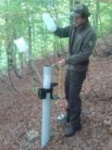 Sub-project I: sampling of atmospheric deposition  Current state of forest and water ecosystems damage within the territory of Krkonoše SAC